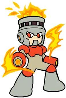 Fire Man (Pop'n Music Form)