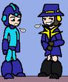 Mega Meets Friction