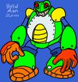 Hylid Man