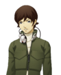 Artwork of SMT Protagonist for Shin Megami Tensei IV Final DLC