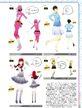 P4D Yukiko's Costume Coordinate 06