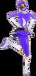 P4D Rise Kujikawa Featherman Costume DLC