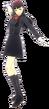 P4D Yukiko Amagi Gekkou Uniform (Limited Edition Included - DLC) change