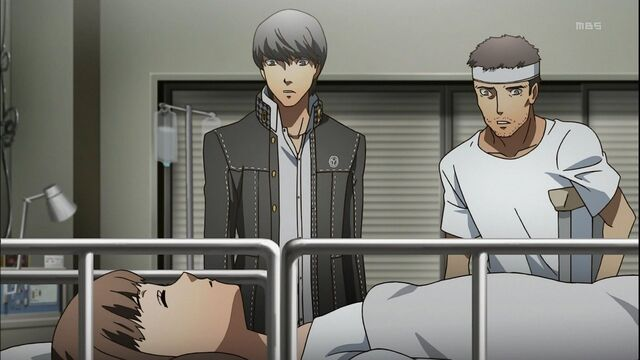 File:Dojima was too late to see Nanako awhile she was still little time left.jpg
