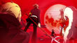 P4AU (P3 Mode, Ken along with Koromaru fights their Shadow counterparts)