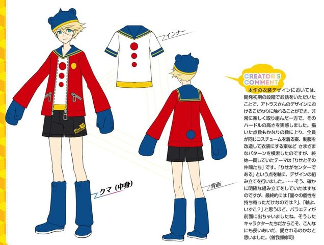 File:P4D Official Visual Visual Book Original Stage Costume for Teddie.jpg