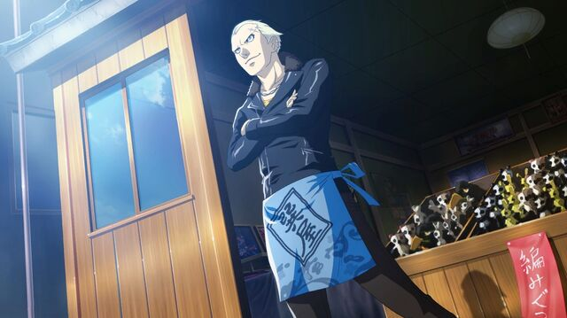 File:Kanji Tatsumi (Persona 4 Arena, Story Mode Illustration, 3).jpg