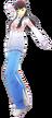 P4D Yukiko Amagi snow suit outfit change