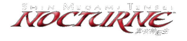 File:Shin Megami Tensei III Nocturne Logo.png
