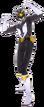 P4D Kanji Tatsumi Featherman Costume DLC