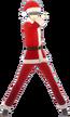 P4D Yu Narukami christmas costume