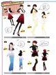 P4D Yukiko's Costume Coordinate 05