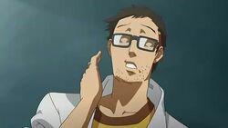 Persona 4 anime Mr. Edogawa