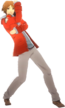 P4D Yosuke Hanamura Midwinter Outfit change free DLC