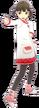 P4D Nanako Dojima Midwinter Outfit change free DLC