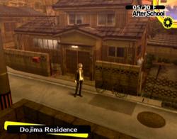 Persona 4 dojima house 2