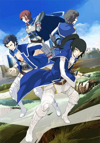 File:Shin Megami Tensei IV Illustration By Katsumi Enami.jpg
