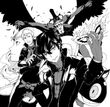 P5 manga Phantom Thieves of Hearts
