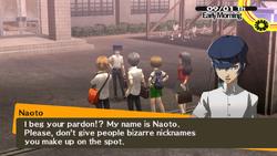 Naoto introduce