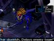 Beelzebub Map Sprite in Devil Survivor 2 (Bottom Screen)
