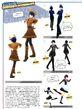 P4D Naoto's Costume Coordinate 03