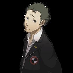 Kiyoshi portrait