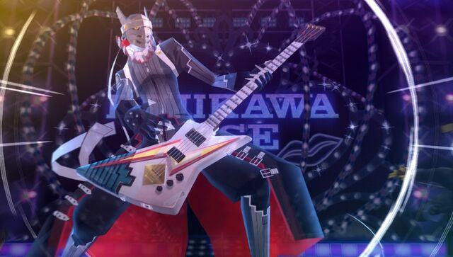File:P4D Izanagi playing the bass guitar.jpg