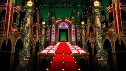 P4D Eternal Romance entrance