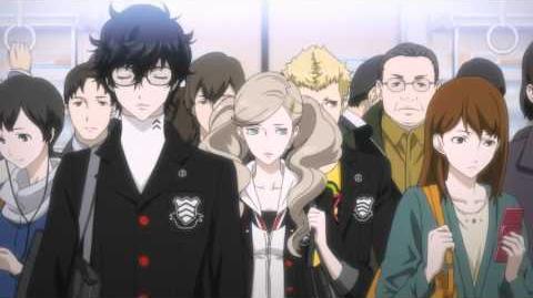 Persona 5 - PV 02 (English Subtitles)