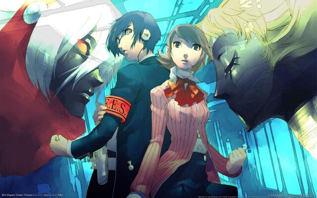 File:P3-Protagonist&Yukari.jpg