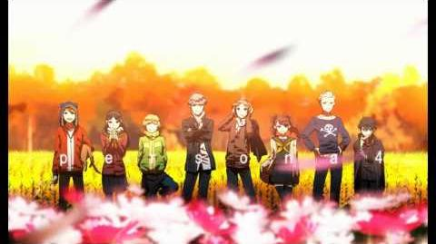 The Way of Memories Full Persona 4 The Animation Ending