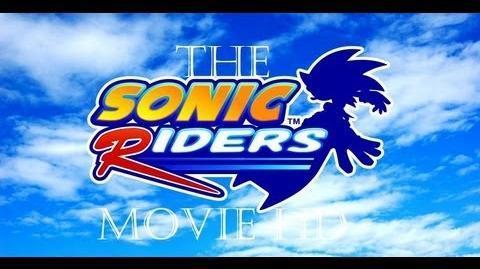 Sonic Riders Movie HD (2006)