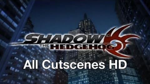 Shadow The Hedgehog (2005) Movie