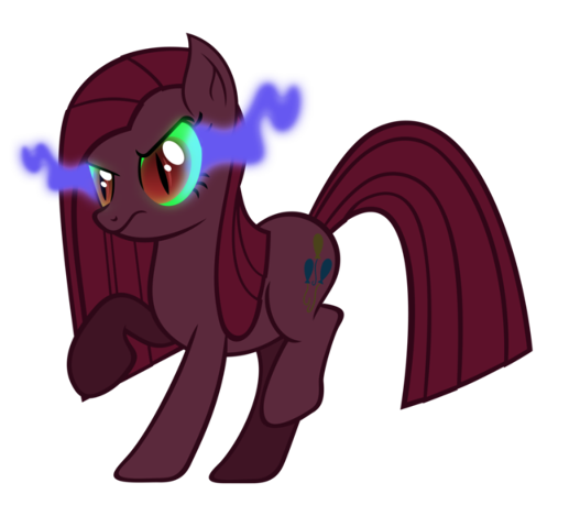 File:Pinkamena Diane Pie infected by dark magic by artist-tzolkine.png
