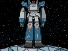 Modified Megas