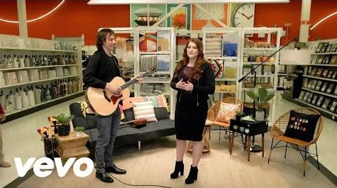 "Meghan Trainor - Meghan Trainor surprises guests at Target by performing ""NO"""