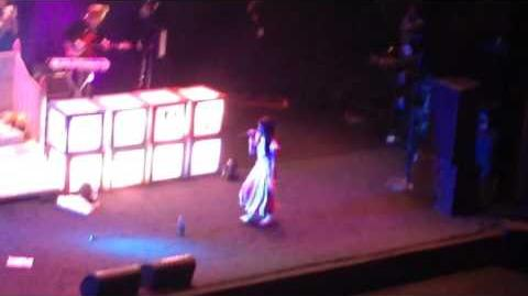 Melanie Martinez Cake Cry Baby Concert in LA