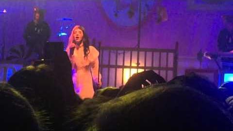 Melanie Martinez in concert 3 21 2016 Danforth Music Hall Toronto Canada