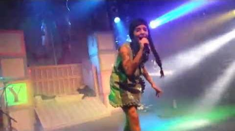 Pacify Her - Melanie Martinez @ Gruenspan in Hamburg, Germany 04.05