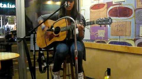 Mel singing Kids