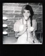 Melanie Martinez Polaroids (2)