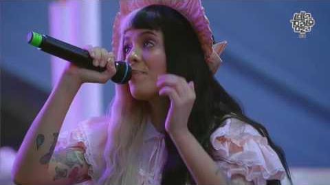 Melanie Martinez LollaPalooza CHILE 2017 - Full Show Live Completa