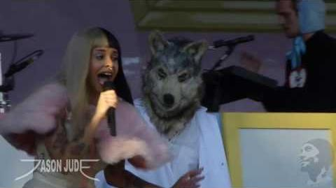 Melanie Martinez - Tag, You're It HD LIVE 10 8 16