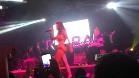 Teddy Bear - Melanie Martinez CryBabyTour (São Paulo, Brasil)