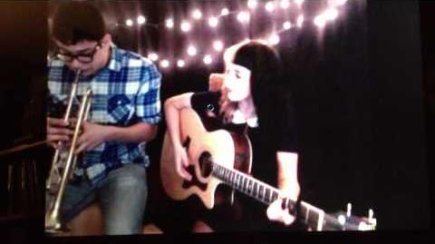 Melanie Marinez Live StageIt Concert - The Beginning