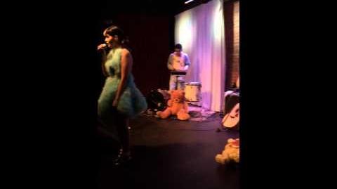 Melanie Martinez - Dollhouse - Live at The Lab (Dollhouse EP Tour)