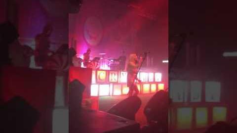 """""""Mad Hatter"""" Live"""
