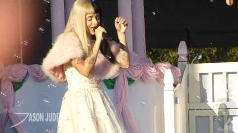 Melanie Martinez - Soap HD LIVE 10 8 16