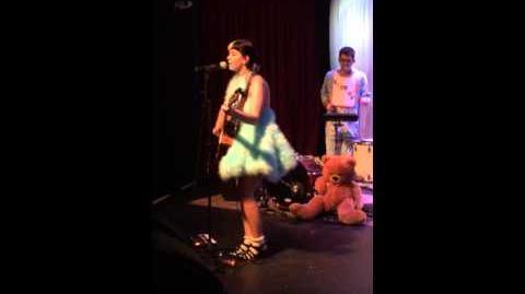Melanie Martinez - Dead To Me - Live at The Lab (Dollhouse EP Tour)