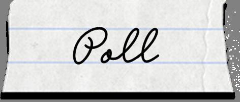 Poll font